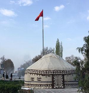 キルギス共和国との取り組み