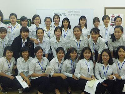 日本語 マナー講習1